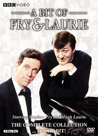 A Bit of Fry & Laurie - Complete Collection