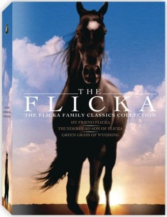 Flicka Family Classics Collection (My Friend