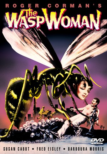 "Wasp Woman - 11"" x 17"" Poster"