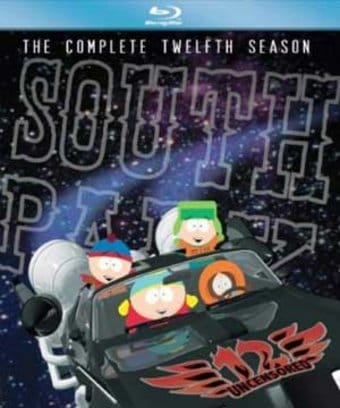 Complete Season 12 (Blu-ray)
