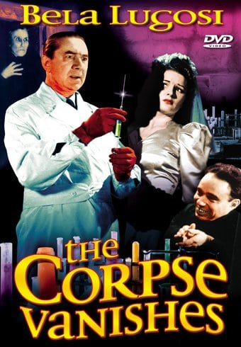 "Corpse Vanishes - 11"" x 17"" Poster"