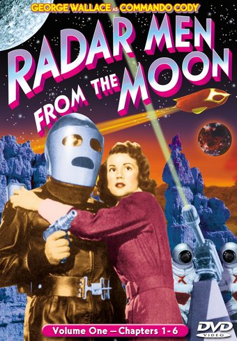 "Radar Men From The Moon, Volume 1 - 11"" x 17"""