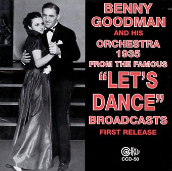1935: Let's Dance Broadcasts (Live)