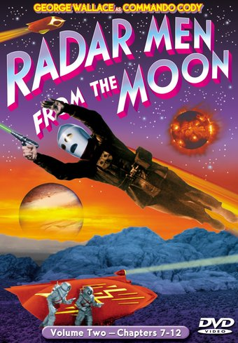 "Radar Men From The Moon, Volume 2 - 11"" x 17"""