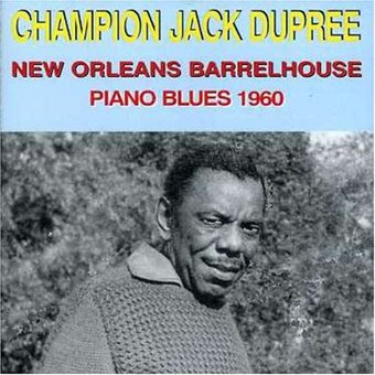 Piano Blues: New Orleans Barrelhouse 1960