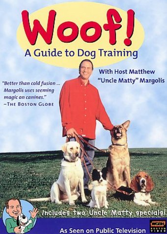 Woof! - A Guide to Dog Training