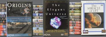 Nova - The Complete 2005 Set (42-DVD, U.S.