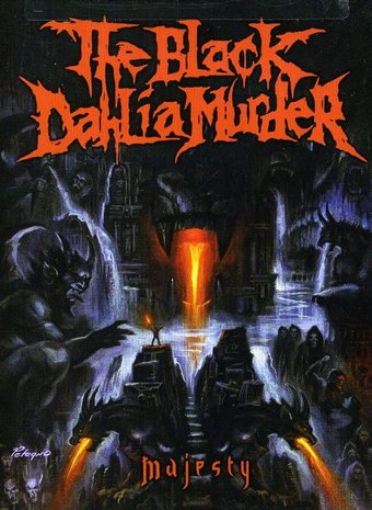 The Black Dahlia Murder - Majesty (2-DVD)