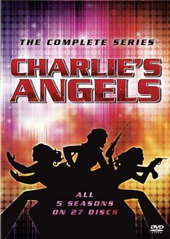 Charlie's Angels - Complete Series (27-DVD)