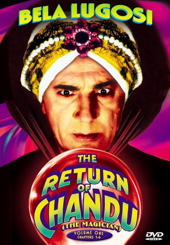 "The Return of Chandu, Volume 1 - 11"" x 17"" Poster"
