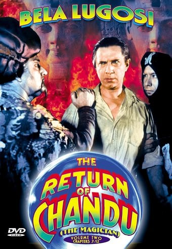 "The Return of Chandu, Volume 2 - 11"" x 17"" Poster"