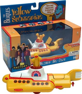 Yellow Submarine: 45th Anniversary Diecast Vehicle
