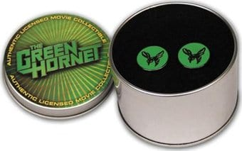 Green Hornet - Movie Cufflink Set with Tin