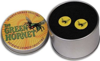 Green Hornet - TV Cufflink Set with Tin