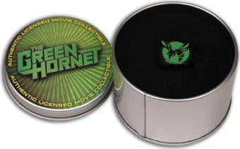 Green Hornet - Movie Hornet Ring with Tin