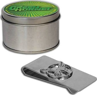 Green Hornet - Movie Money Clip with Tin