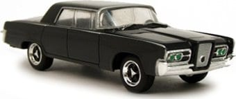 Green Hornet - Movie Black Beauty Die Cast