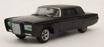 Green Hornet - TV Black Beauty Die Cast Vehicles