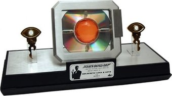 James Bond GoldenEye Limited Edition Prop Replica