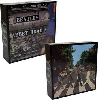 The Beatles - Abbey Road: Album Cover Coin Bank