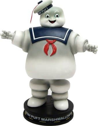 Ghostbusters Stay Puft Marshmallow Man Shakems