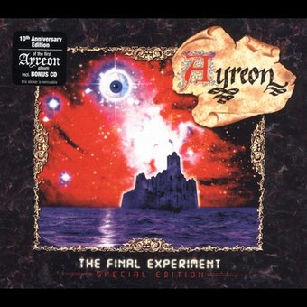 The Final Experiment [Bonus Tracks] (2-CD)