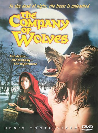 The Company of Wolves (Widescreen)