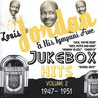 Jukebox Hits, Volume 2: 1947-1951
