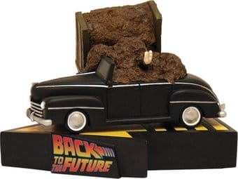 Back to the Future Manure Truck Accident Premium