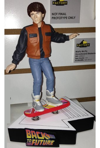 Back to the Future - Marty McFly Hoverboard Shakem