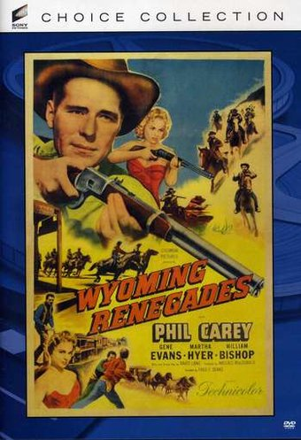 Wyoming Renegades (Widescreen)