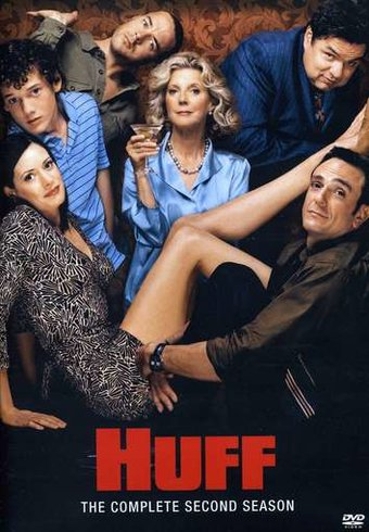 Huff - Complete 2nd Season (3-Disc)