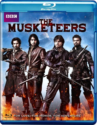The Musketeers - Season 1 (Blu-ray)