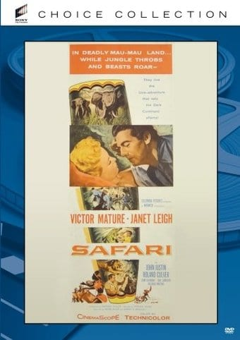 Safari (Widescreen)