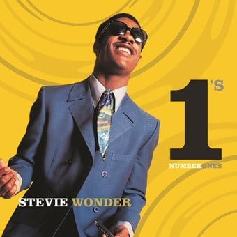 Stevie Wonder: Number 1's