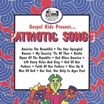 Gospel Kids Present...Patriotic Songs (2-CD)