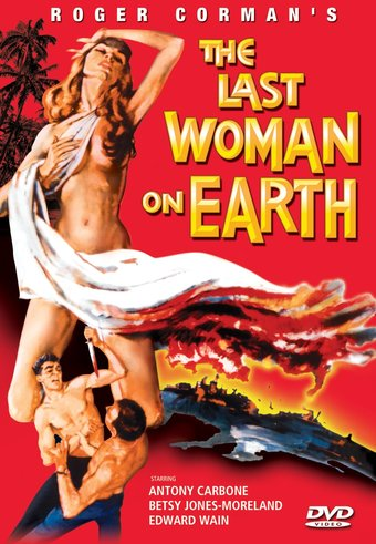 "The Last Woman On Earth - 11"" x 17"" Poster"