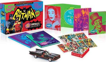 Batman (1966) - Complete Series (Blu-ray)