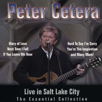 Live in Salt Lake City: The Essential Collection