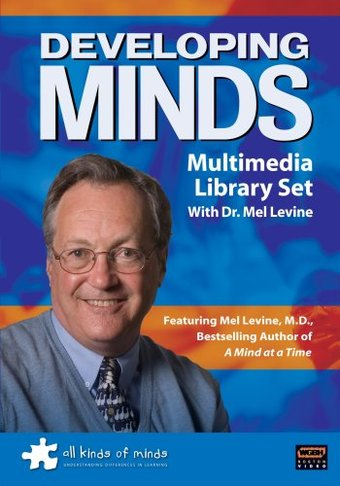 Developing Minds - Multi-Media Library (24-DVD)