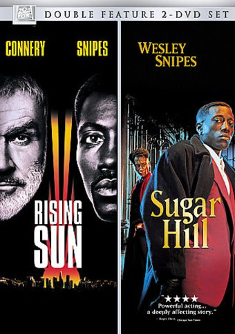 Rising Sun / Sugar Hill (Double Feature, 2-DVD)