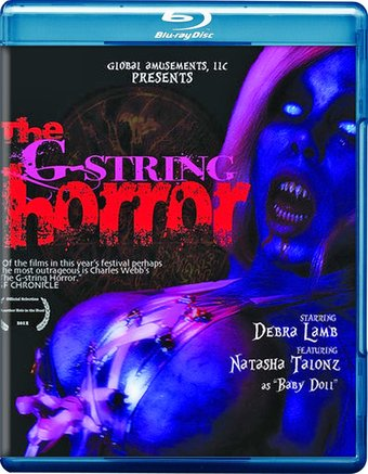 G-String Horror (Blu-ray)