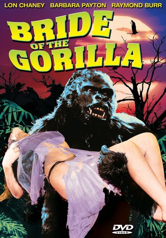 "Bride of The Gorilla - 11"" x 17"" Poster"
