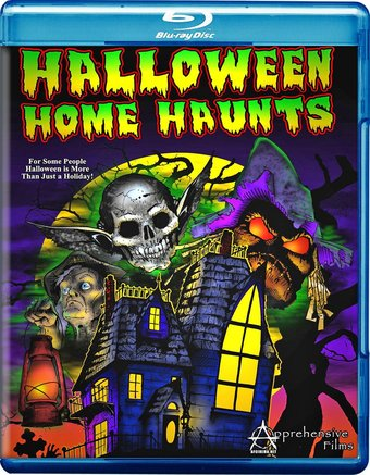 Halloween Home Haunts (Blu-ray)