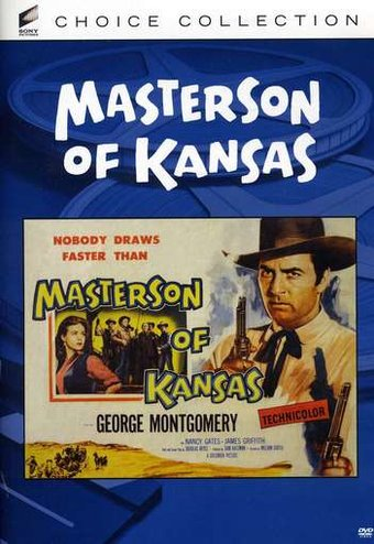 Masterson of Kansas (Widescreen)