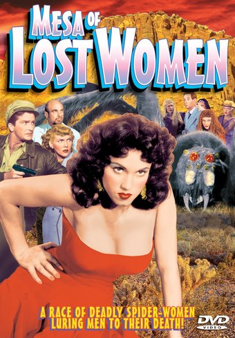 "Mesa of Lost Women - 11"" x 17"" Poster"