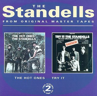 The Standells - Hot Hits & Hot Ones - Is This The Way You Get Your High?