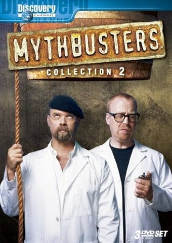MythBusters - Collection 2 (3-DVD)
