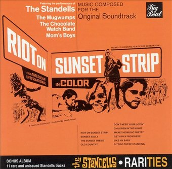 Riot on Sunset Strip / Rarities