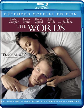The Words (Blu-ray)